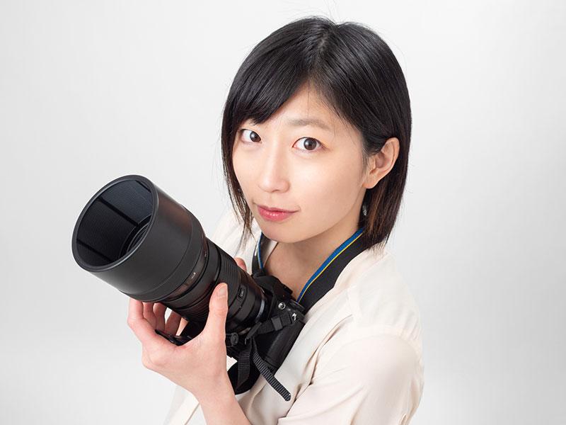 プロの撮影